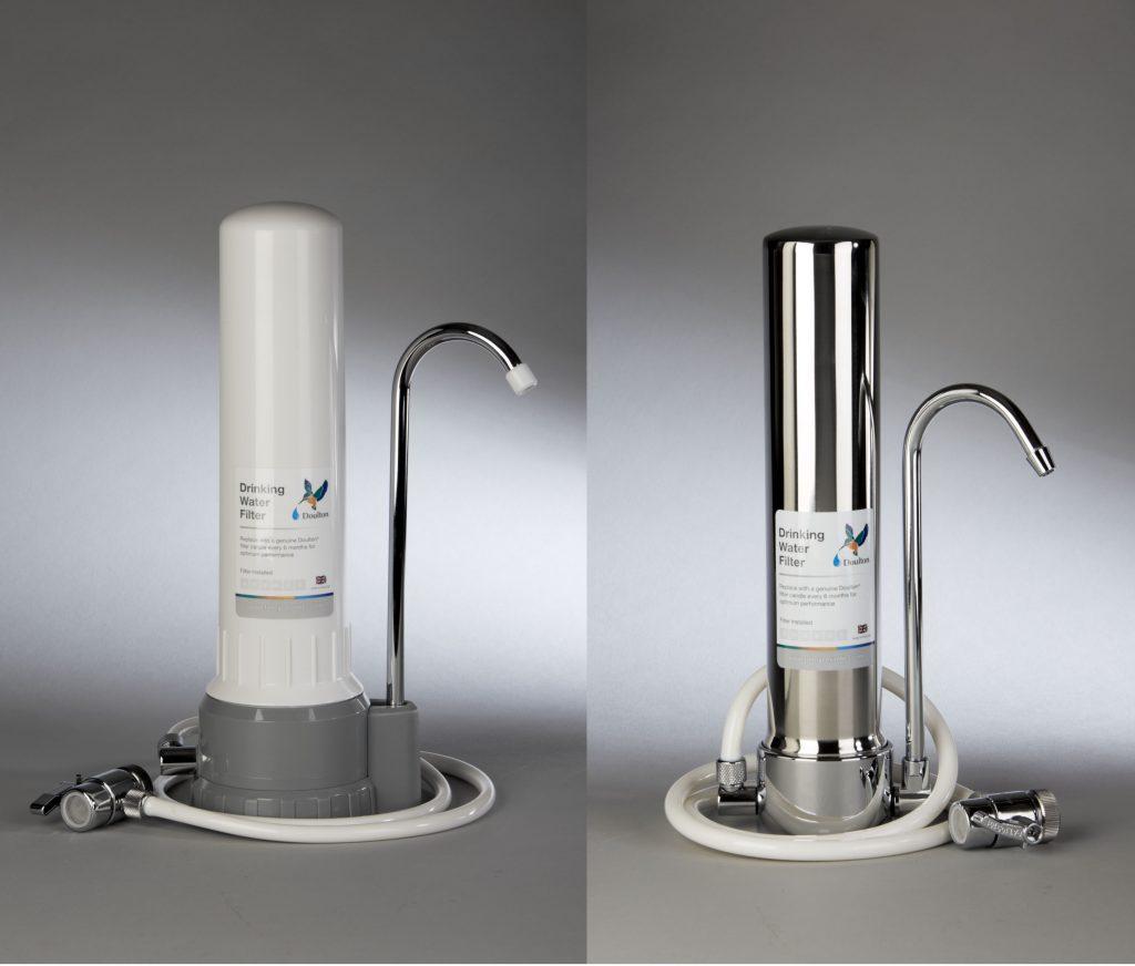 Vedensuodatin hanaan Doulton HCP tai HCS